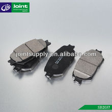car brake pads for Toyota and Lexus 04465-33240,04465-33250,04465-33260,04465-33320,04465-33340,04465-30340,04465-68010,V9118A09