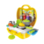 Preschool Pretend Role Play SuitcaseToys Baby Children Kids Toy Kitchen Sets For Girls