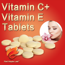 2016 Skin Whitening products Vitamin C puls E Pills Tablets For Women