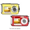 Winait Disposable Waterproof Camera With Double