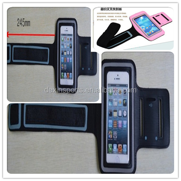 New Arrvial Neoprene Sports Armband For ipone