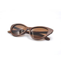 Customize latest big butterfly cat eye shape sunglasses fashion sunglasses