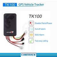 GT06 Engine Kill, Alarms, 2-way calling Fleet Tracking System vehicle car gps smart gps tracker gt06