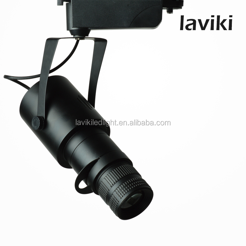 3W 5W 7W 10W 15W 20W adjustable Zoomable Dimmable LED Track light spotlight for KTV Clothes Shop Showroom Gallery Museum