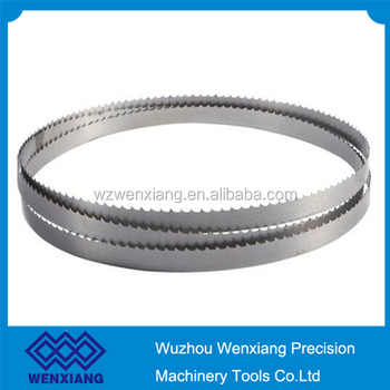 New product wholesale price band saw blade used wood cutting band saw