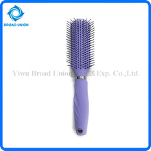 Factory Direct Plastic Curls Hair Brush Ladies Curly Hair Comb