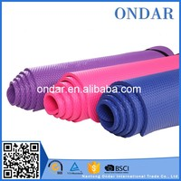 Ondar eco body building yoga mat material with low cost
