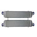 hot selling high performance automobile universal polished intercooler