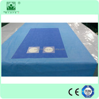 Free sample best price and quality sterile angiography drape incise drape