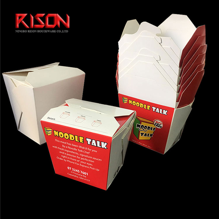 paper noodle box cheaper paper food box biodegradable paper food box