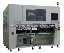 glass to glass lamination machine for touch screen / touch panel lamination