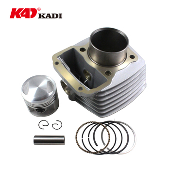 Hot selling CG125 Motorcycle Parts motorcycle cylinder block 4 cylinder motorcycle engine cylinder kit
