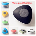 IPX4 waterproof shower speaker, portable outdoor speaker, triangle small speaker