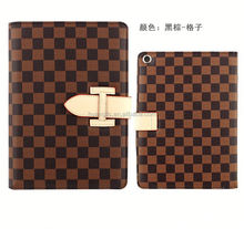 New Style the coolest tablet bag shell for ipadair2 for ipad6 pu leather printing case New coming