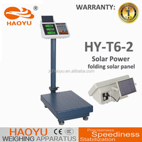 electronic price platform scale T6-2 haoyu energy weighing+apparatus