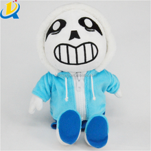 Kids toy promotion gift custom plush game character undertale figure toy
