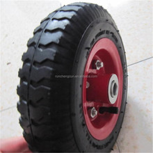 200mm pneumatic tires wheel