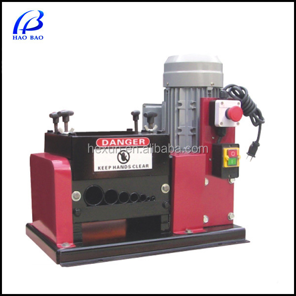 HW-005-2 bx wire stripper machine electric with China Supplier