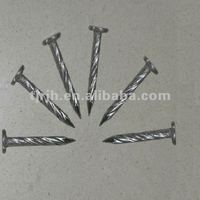 stainless steel twist nail