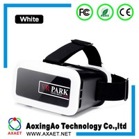 Cheap active 3d vr glasses for smartphons
