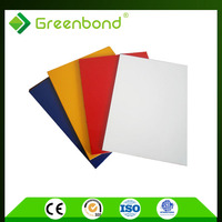 Greenbond insulated aluminum composite roof panels of high quality