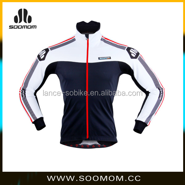 Men's Cycling Jersey Bicycle Bike Jacket Comfortable Breathable Shirts