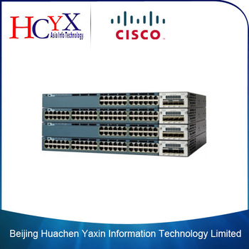 Cisco WS-C2960-24TC-L Catalyst 24 Port Ethernet Switches