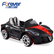 FOREVER Kids Electric Car 4 Wheels Children Ride on Car Toy Children's Toys Cars Buggy