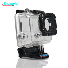 SheIngKa Gopros Camera Accessory Waterproof Housing Case Shell For Gopros Heros 3 Action Camera Accessories