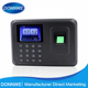 HOTSALE Donnwe F01 SOFTWARE FREE Biometric Fingerprint time Attendance System time clock recorder