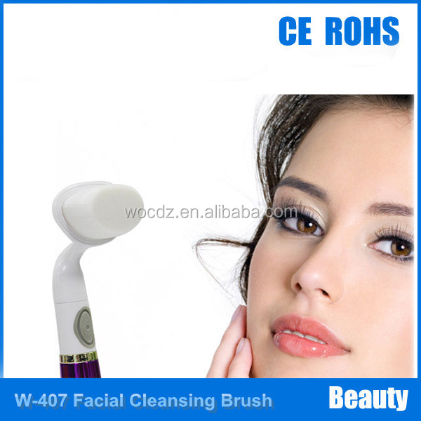 China Popular Use Beauty Care Facial Cleansing Brush