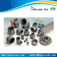OEM ability PVC Sewer water pipe fitting mould