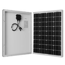 portable 40w mono solar panel with TUV/CE/CEC/IEC/PID/ISO certificates