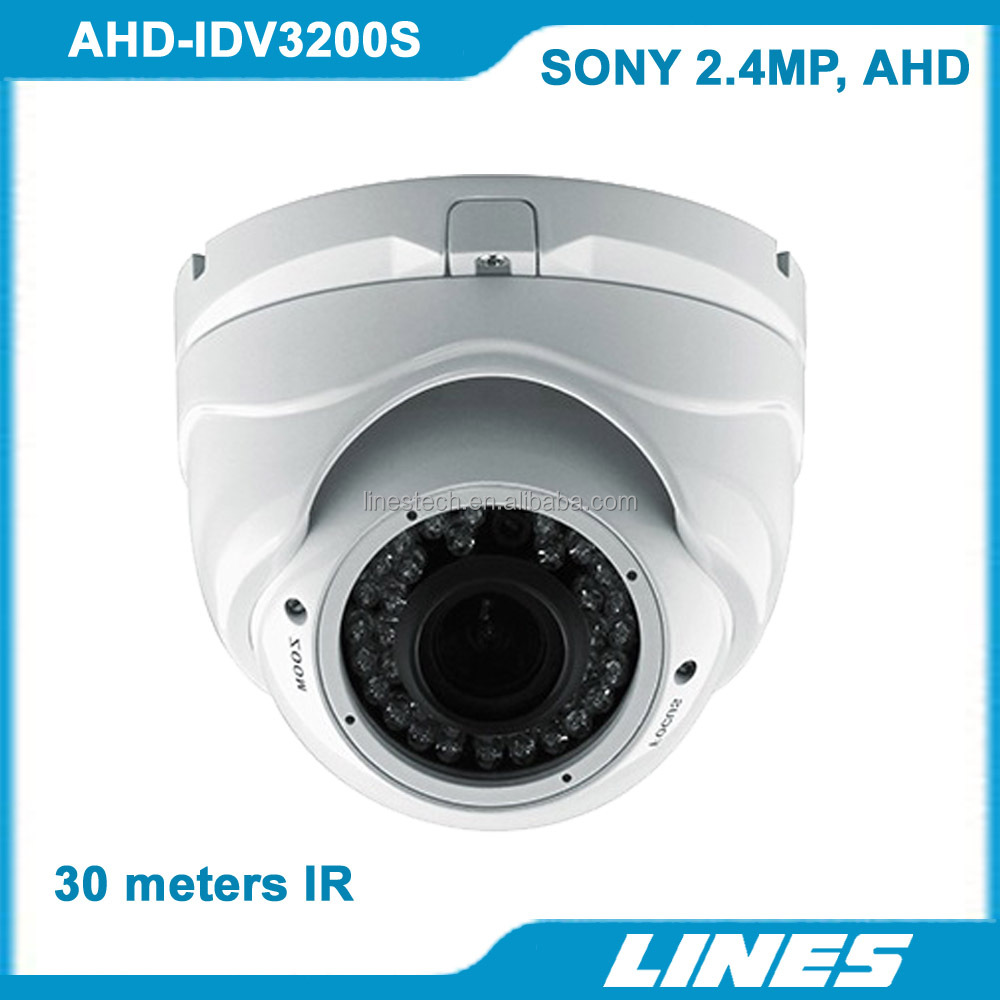 Lines Technology Low Cost 1080P High Definition DVR AHD CCTV Camera
