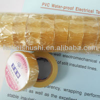 Heat Resistance Waterproof Pvc Tape PVC