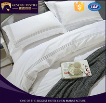 Cheap Selling Cotton Embroidery Hotel Bedding Sets Bed Linen
