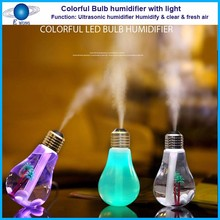 Bulb led humidifier / wholesale usb charge bedroom office unique products to sell