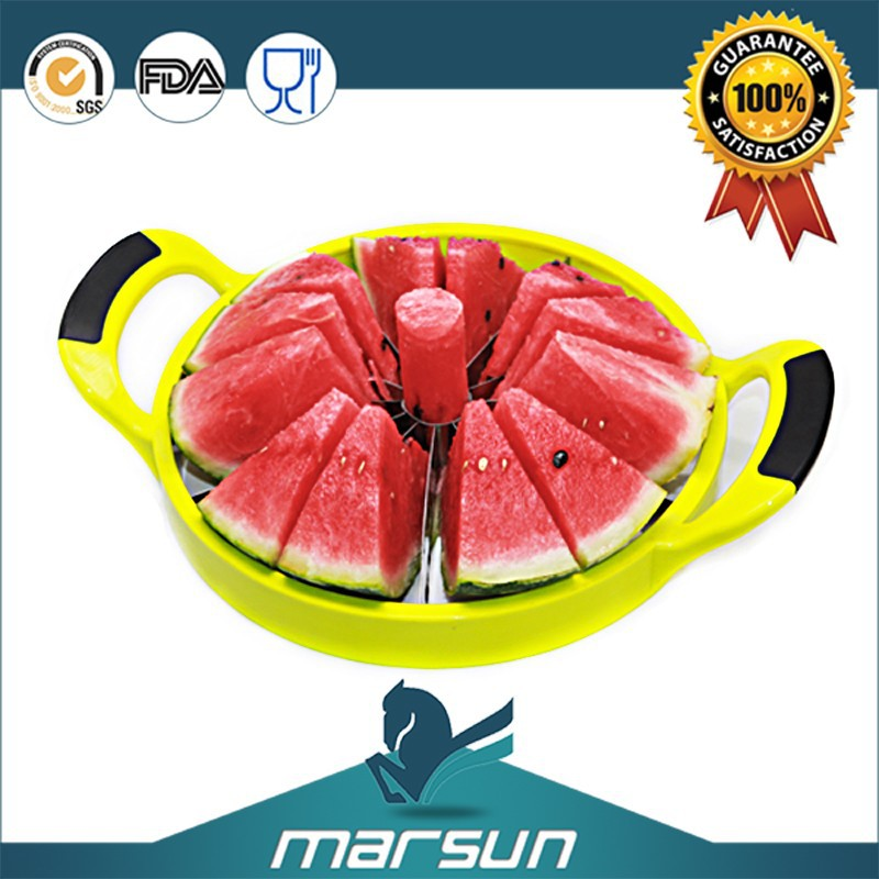 2015 hot Item Product New Fruit Melon Slicer Cutter Honeydew Cantaloupe
