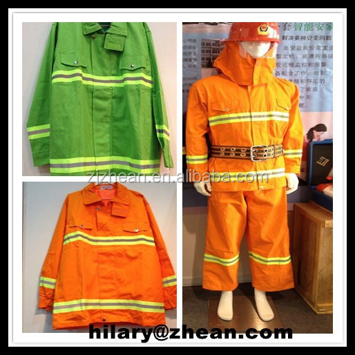 safety suit/ safety clothing/fire suit