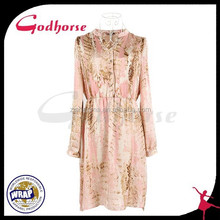 New Products Innovative Product,Pink Elegance Long Sleeve Dress