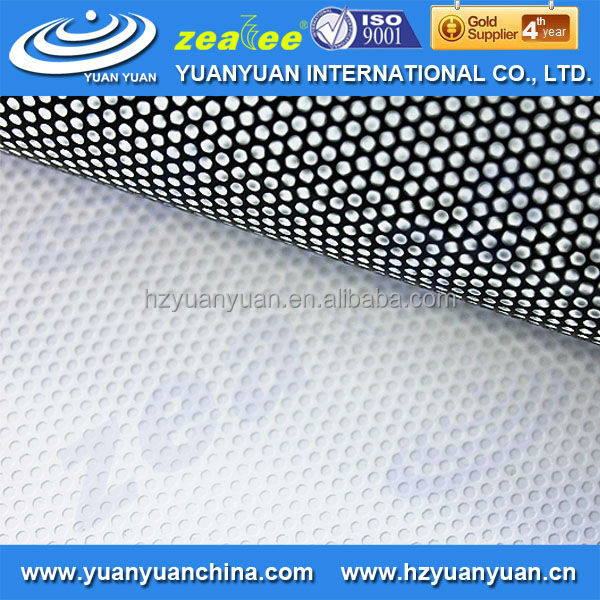 OWV-1414,Best Sale One Way Vision Plastic Film for Car Window
