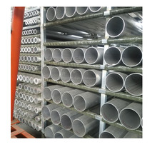 Thin Wall 7075 6003 Flexible Aluminum Alloy Profile Tube Pipe