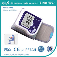 Wrist Type Blood pressure monitor have 60 group memories(MW-300C)