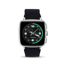 MTK6572--Dual Core 1.3GHz Android 5.1 smartwatch phone GPS+WIFI+3G heart rate monitor hd camera smart watch Z01
