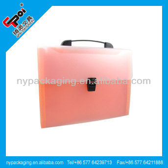 Factory Expanding file portable file folders 13 pockets/Expandable file box