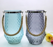 Hot sale customized colorful glass vase for home decoration, tall&large glass vase with cheap price