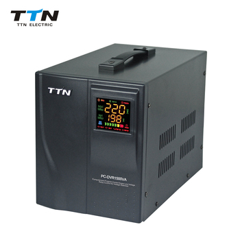 Original china supplier 8000VA PC-DVR Series relay control ac automatic voltage regulator