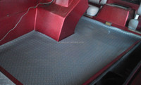 pvc flooring covering for travel bus and mid-bus