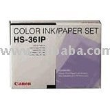 Paper, Hs-36ip Color Ink / Paper For