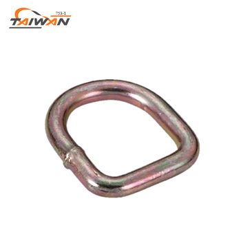 safety tie down metal buckle steel hook for MIT